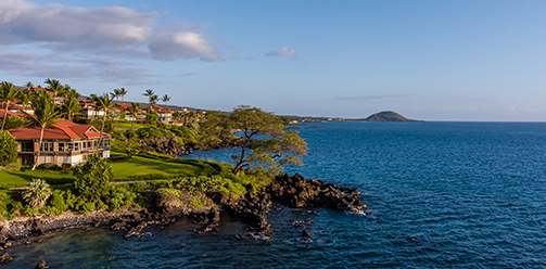 $17,770,000   – 'On The Point' at Wailea Point
