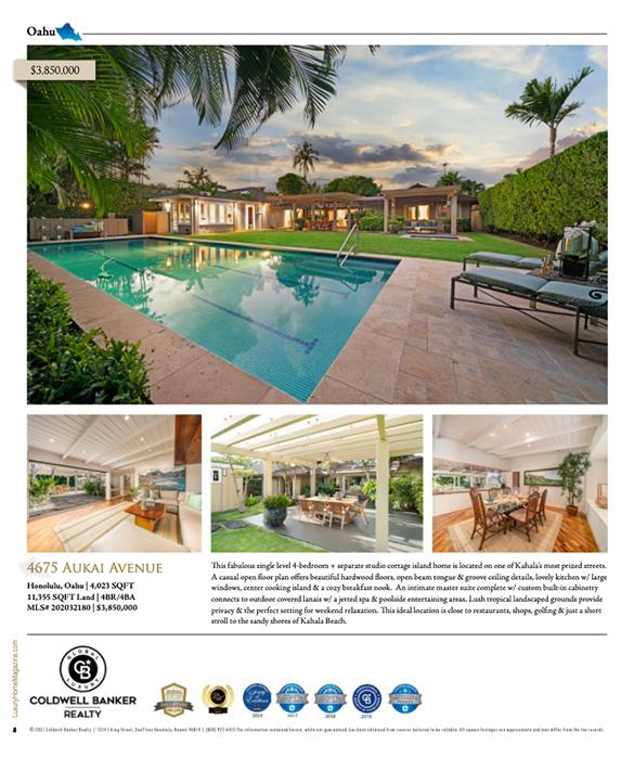 Luxury Home Magazine 16.1 Page 04