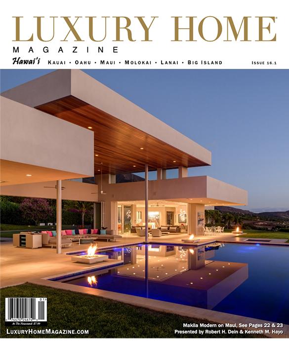 Luxury Home Magazine 16.1