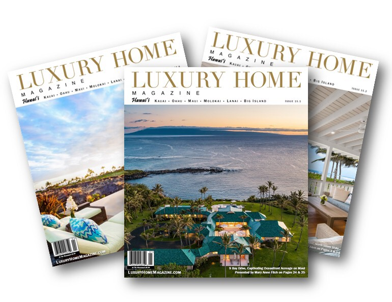 Luxury Home Magazine Subscription