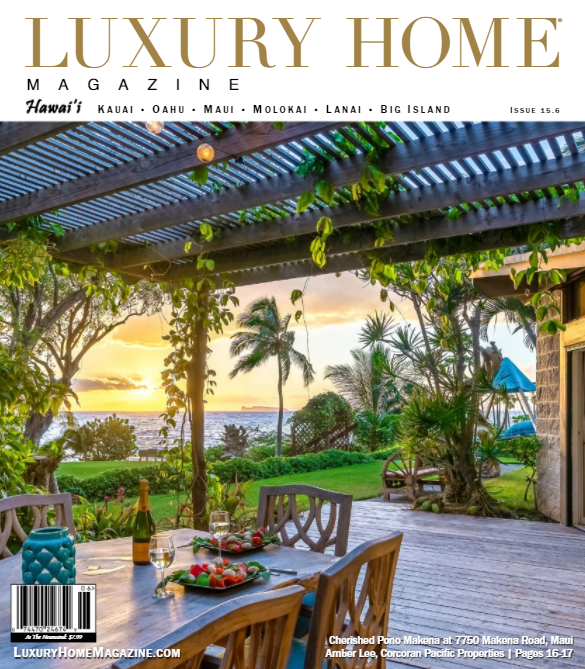 Luxury Home Magazine 15.6
