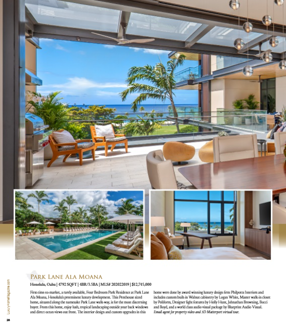 Luxury Home Magazine 15.5 page16