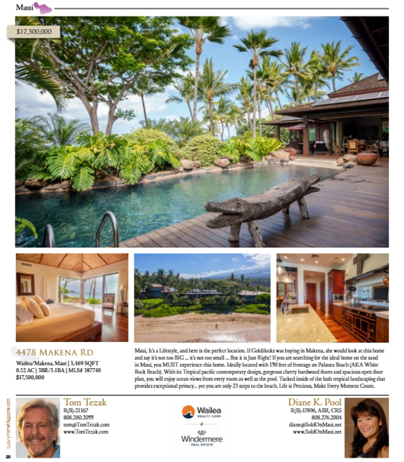 Luxury Home Magazine 15.5 page20