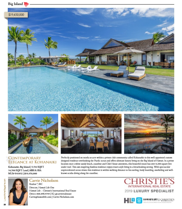 Luxury Home Magazine 15.6 page 22
