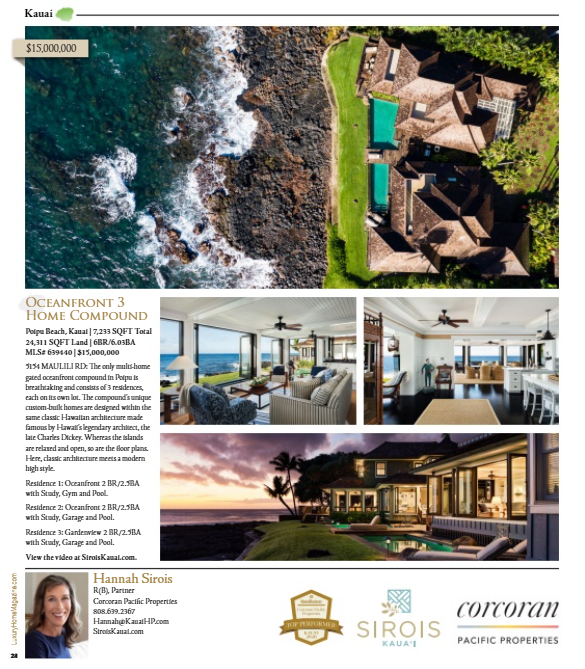 Luxury Home Magazine 15.6 Page 24