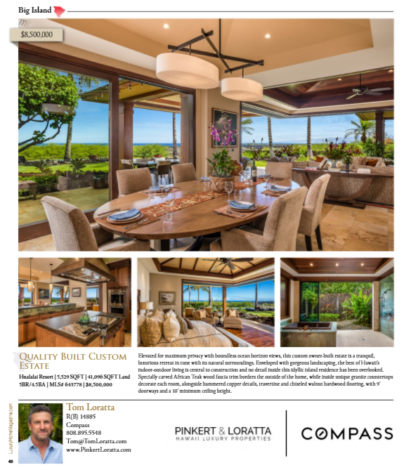 Luxury Home Magazine 15.6 Page 40