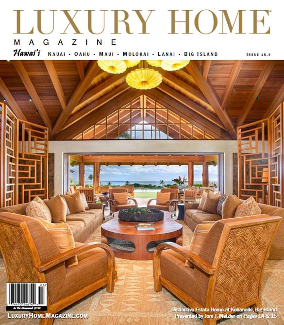 Luxury Home Magazine 15.4