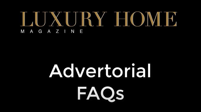 Advertorial FAQs